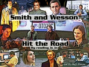 Smith and Wesson Hit the Road