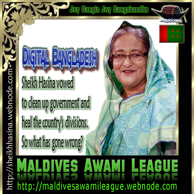 Deshratna Sheikh Hasina, Honorable Prime Minister of Bangladesh