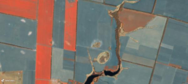 Sentinel-2 image on 2018-04-21 (1)