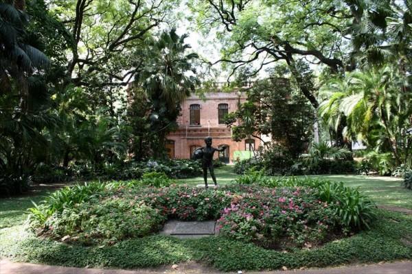 Buenos Aires Botanical Garden~wonderful greenhouse and accidental ...
