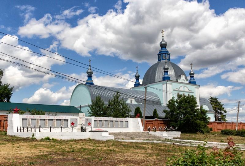 Храмы с.Трескино