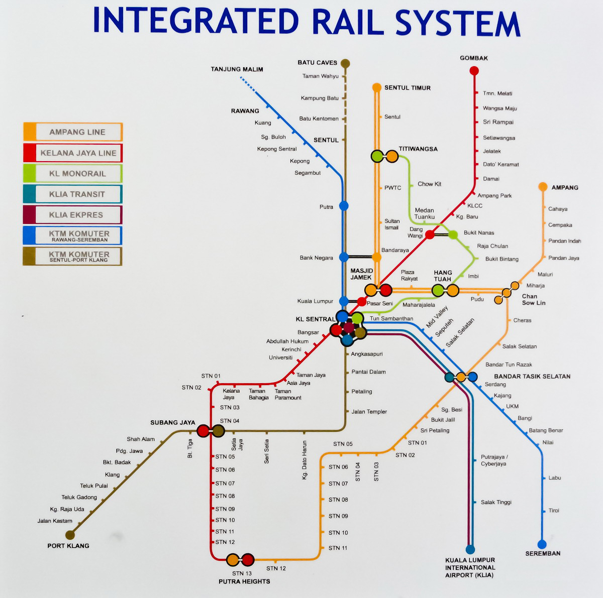 KL metro