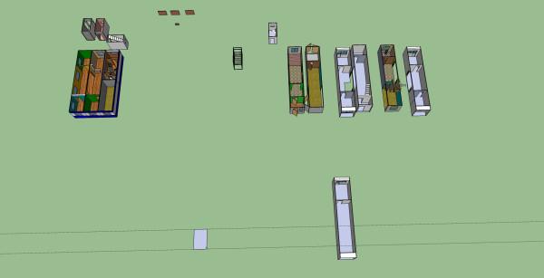 Как построить дом из контейнеров