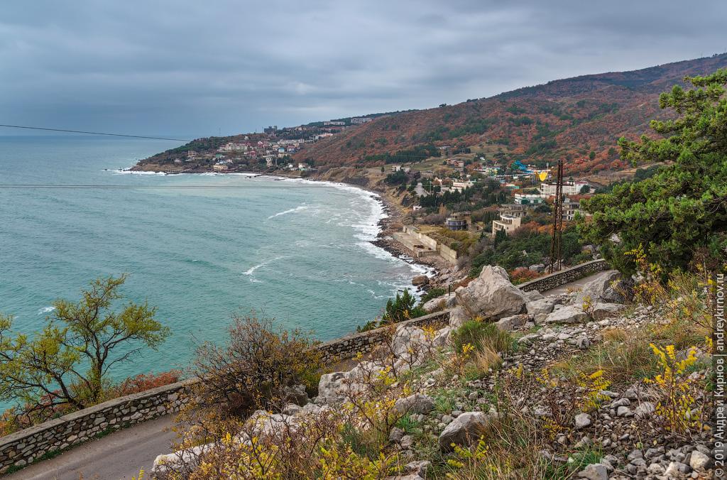 В Крым осенью