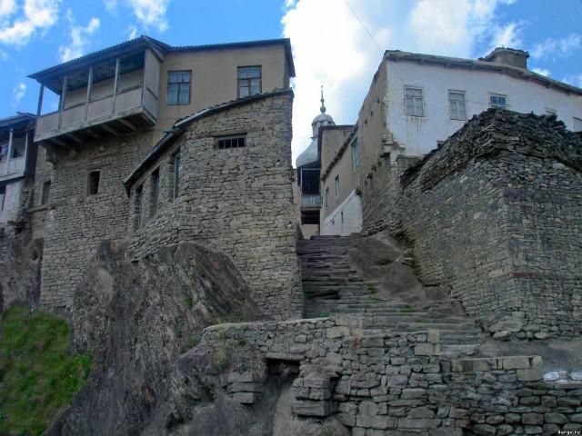 Мурад Магомедов, Дагестан, Ахты