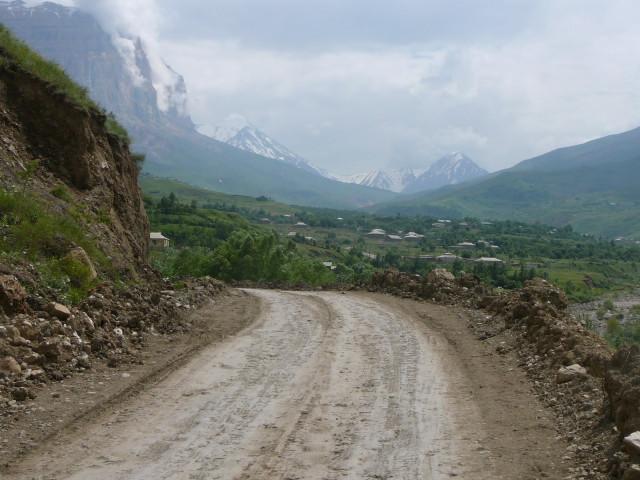 Мурад Магомедов, Дагестан