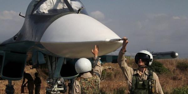 Лучшие сюжеты об операции ВКС РФ в Сирии