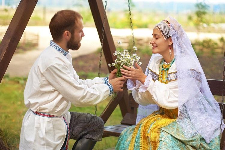 Муж и жена ничего общего Православие и мир.
