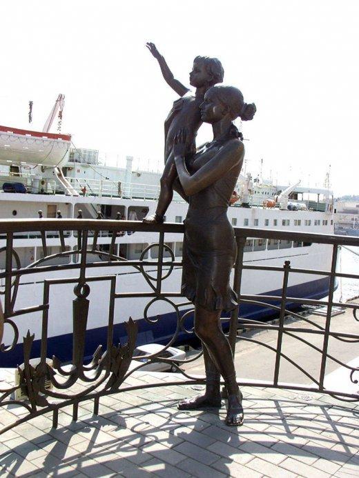жена моряка одесса