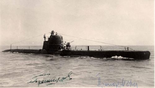 воспоминания командиров атомных подводных лодок