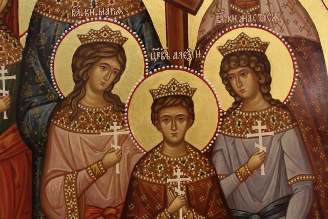 Картинки по запросу мученики царские вымолите нас