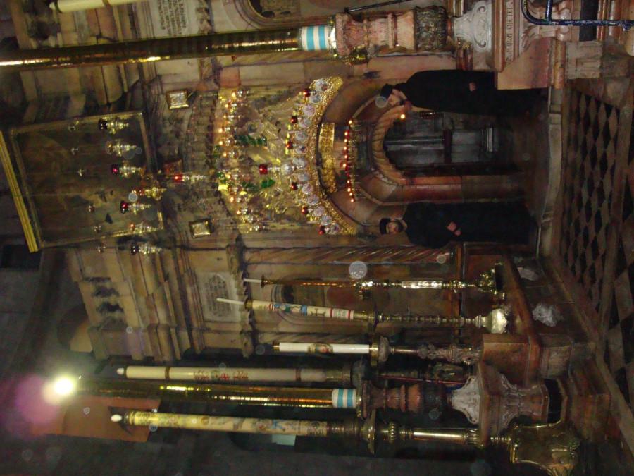 Кувуклия (место погребения Христа)
