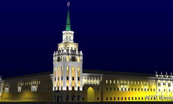 Советская архитектура Ярославля. Бывшие Вознесенские казармы
