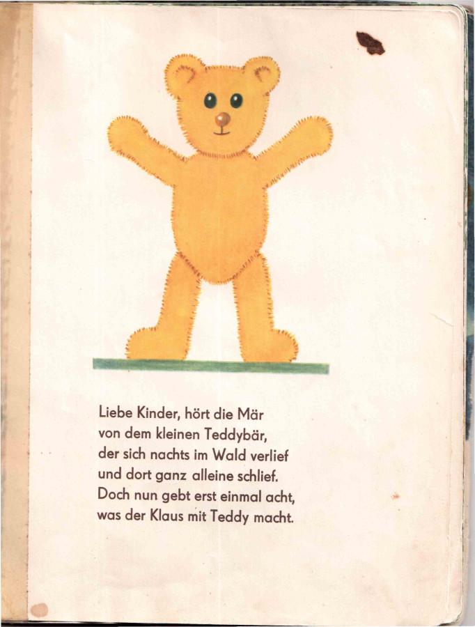 Тедди стр.1