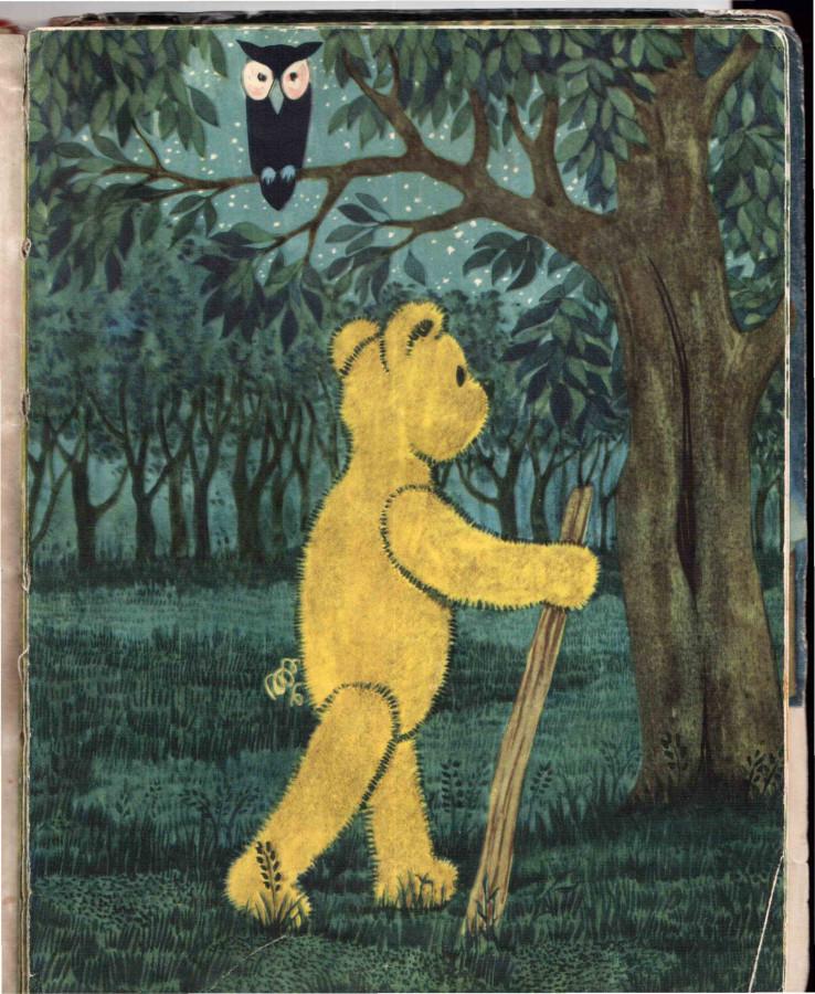 Тедди стр.3 карт