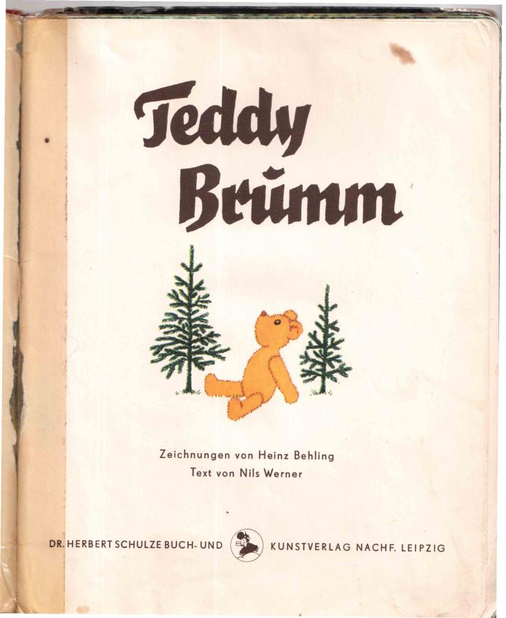 Тедди тит