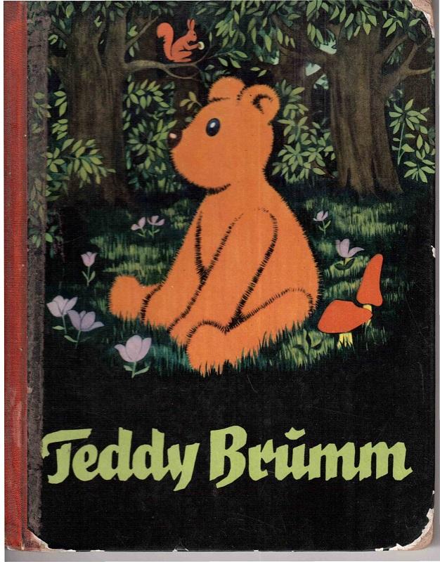 Тедди обложка малая