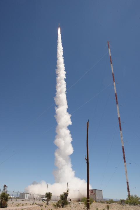 sounding-rocket