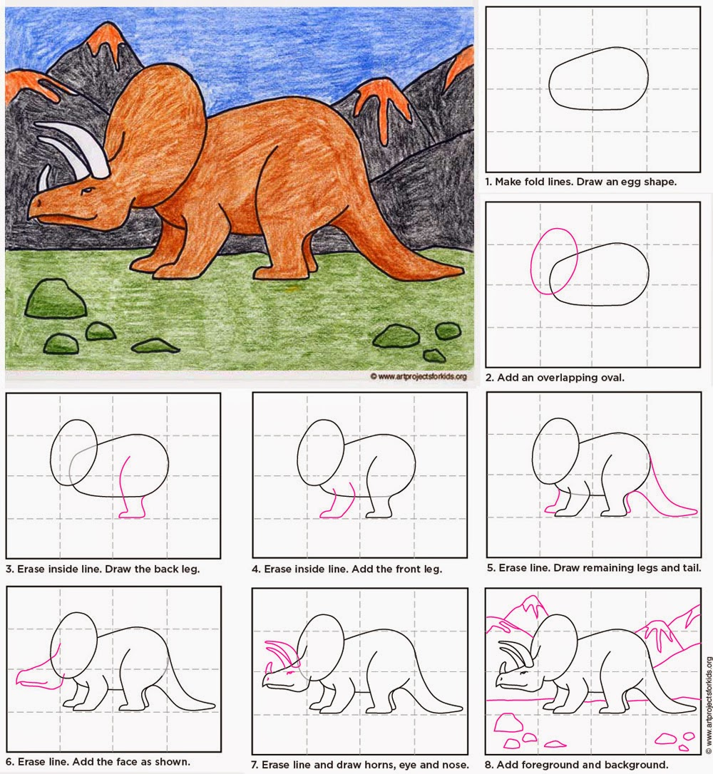 Triceratop Post