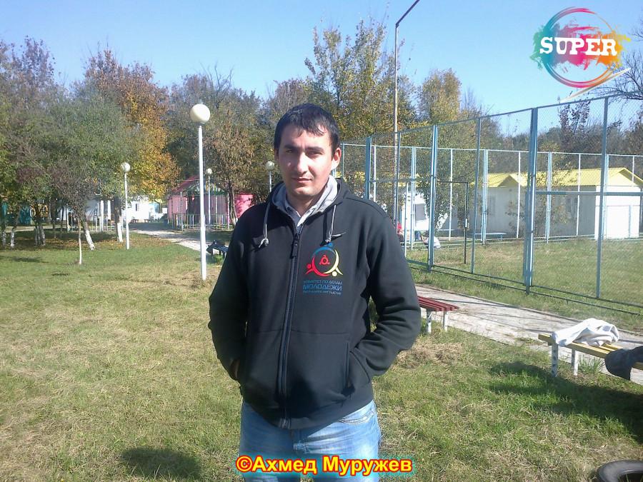 Ахмед Муружев