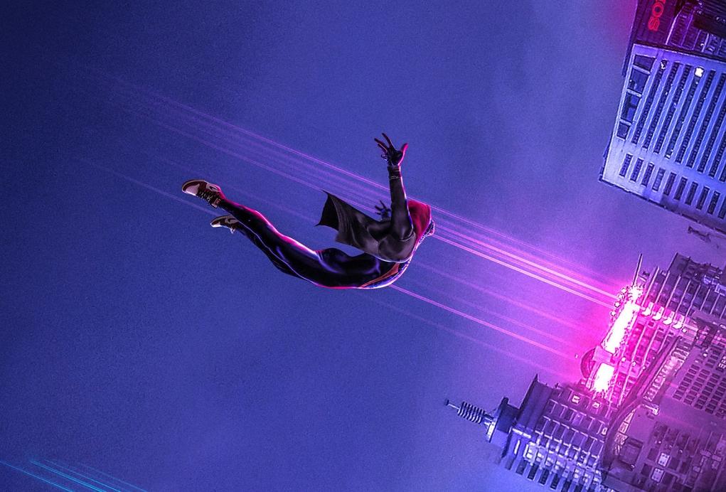 spider-dive-spider-verse-art