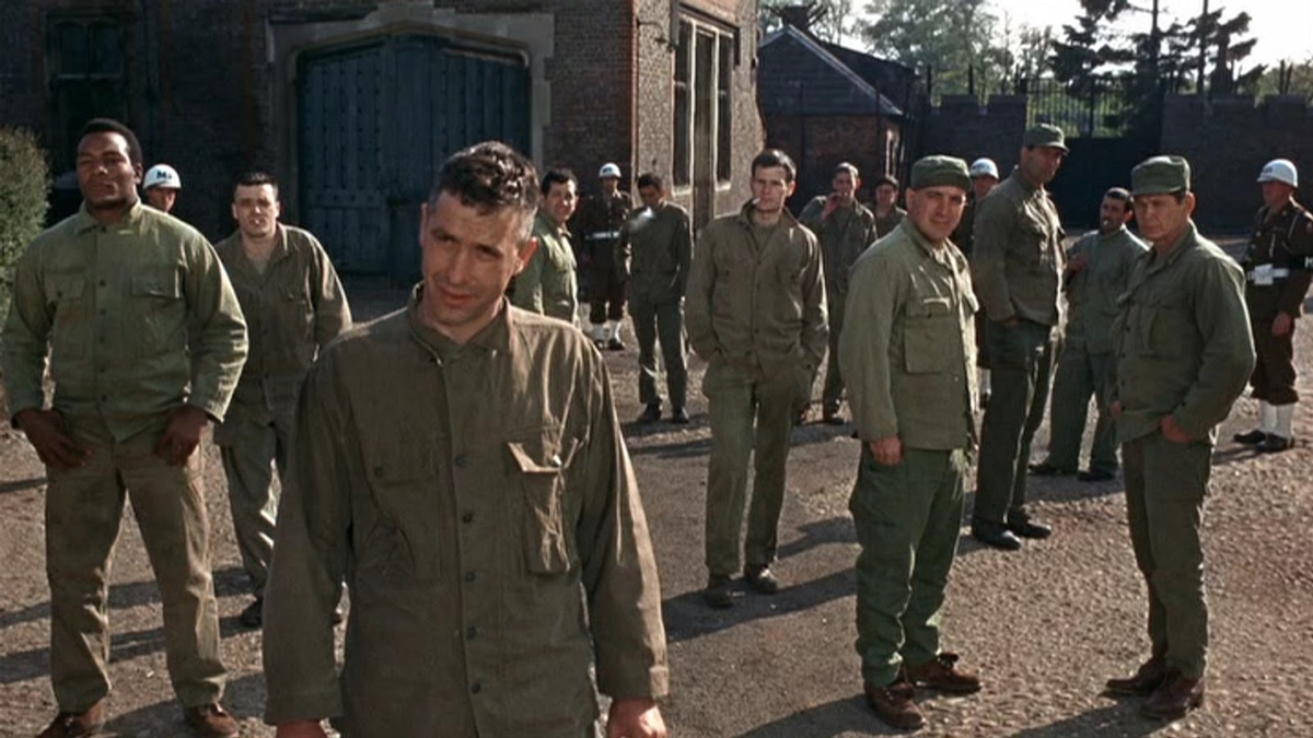 THE DIRTY DOZEN (1967) 2