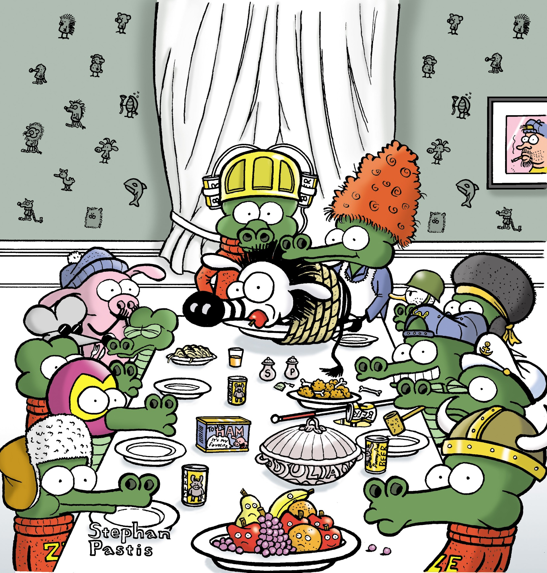 rockwell-thanksgiving-parody-30
