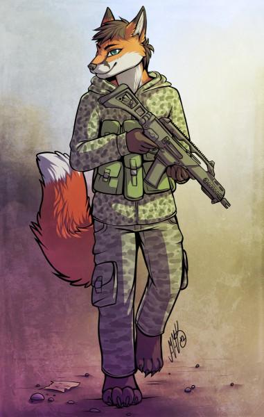 Army_fox