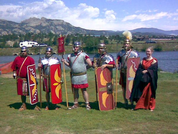 Legio II Cohort II Traianis Fortis