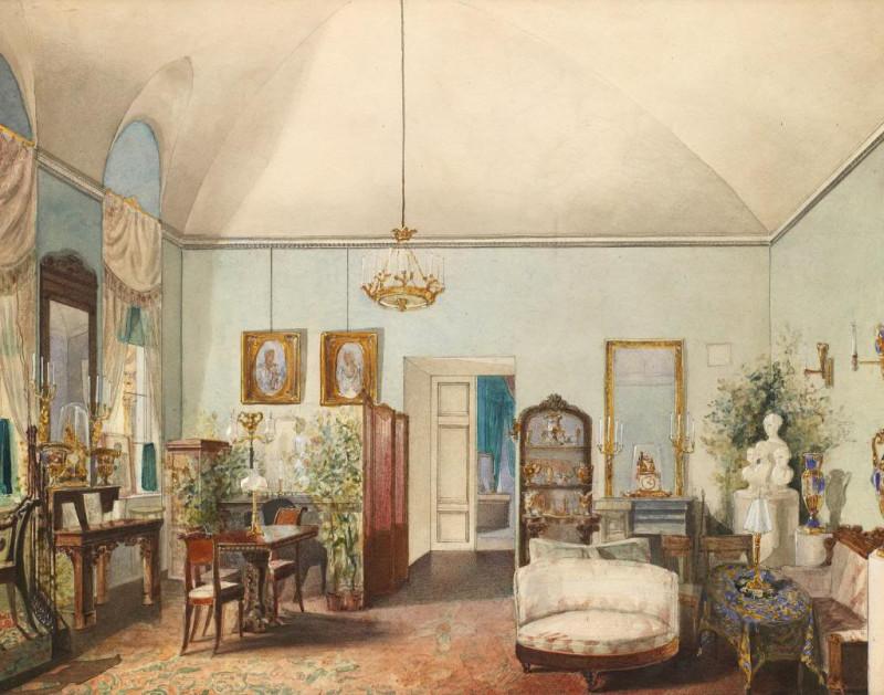 """Ракович А.Н. """"Интерьер"""", 1845 г..jpg"""