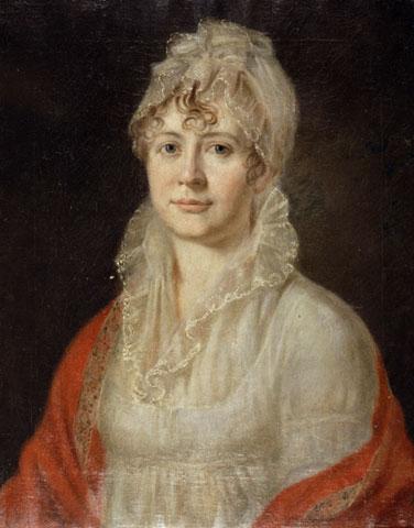 Е.А. Арсеньева, бабушка поэта