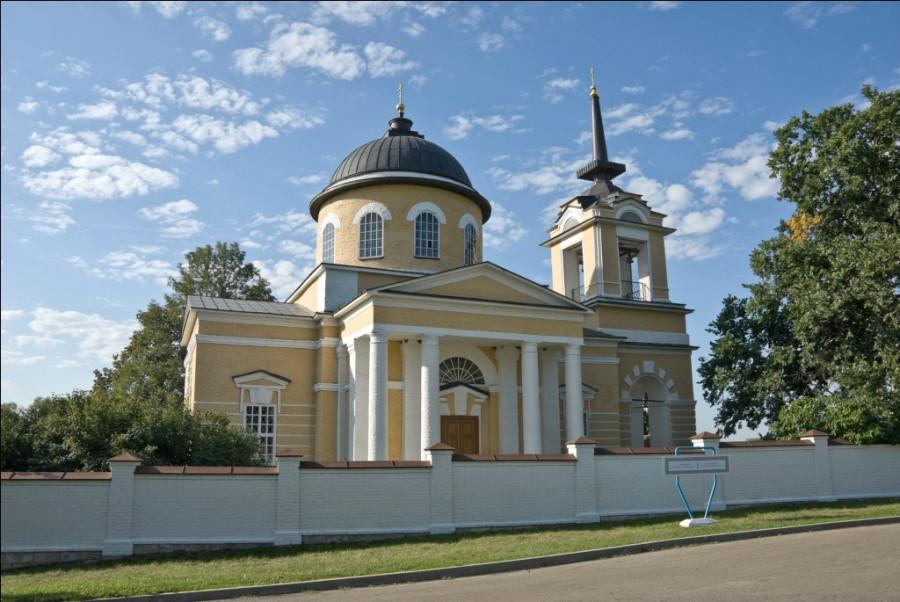 Церковь Михаила Архистратига. Второй комплекс