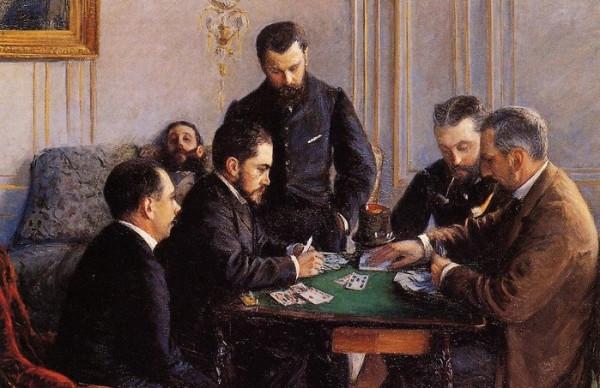 Игра в карты на деньги