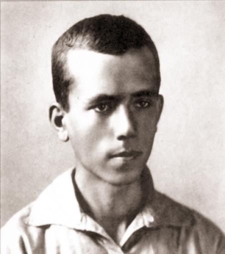 Н. Островский. г. Харьков, 1924 г.