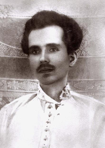 Н. Островскийю Сочи, 1929 г.