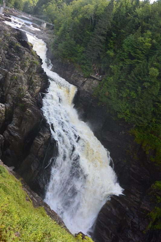 kanion vodopad