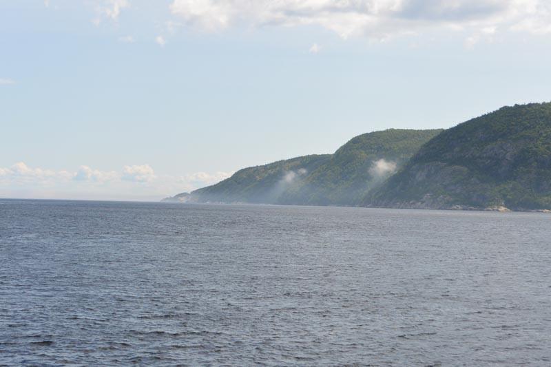 fiord oblaka