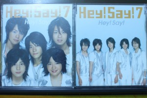 Hey!Say! Regular and LE