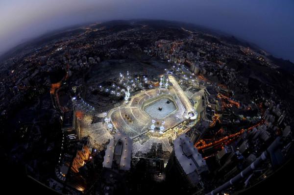 Лучшее место на земле Аллаха