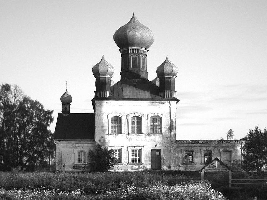 064. Пятницкая церковь. Нач. XIXв.