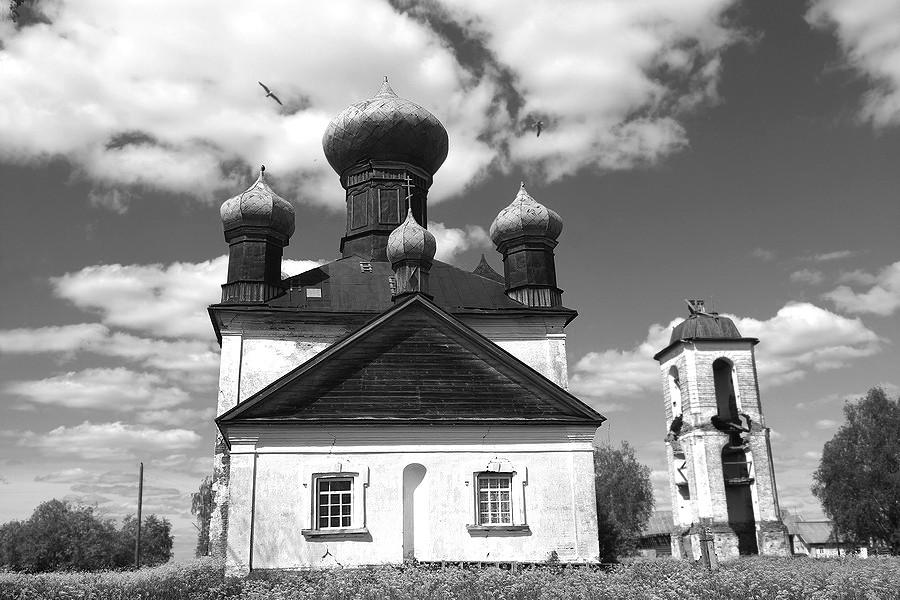 065. Измайловская. Пятницкая церковь.