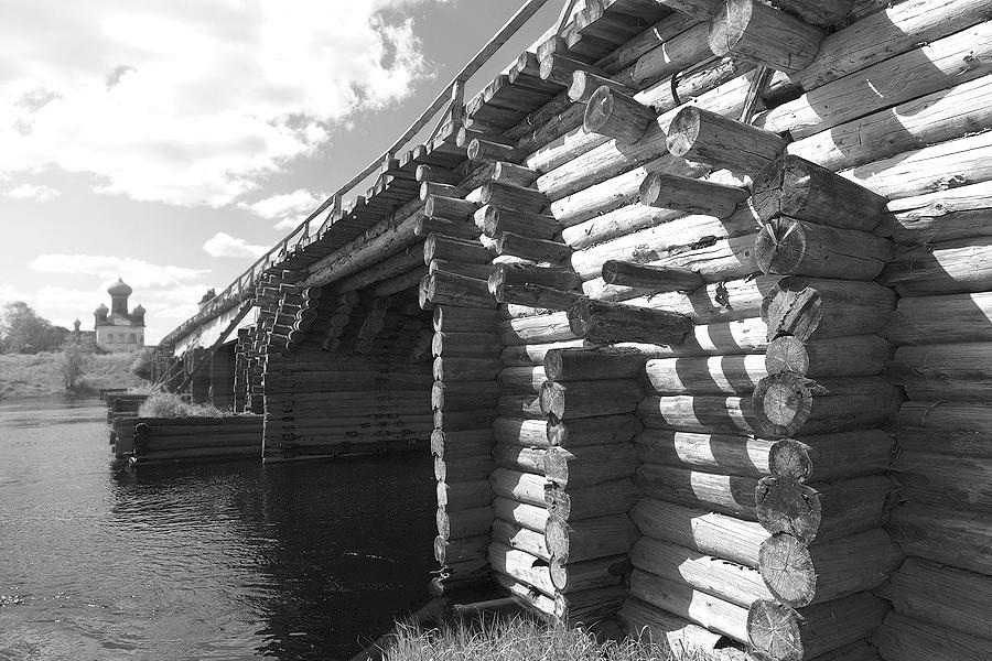 068. Мост через р.Кена
