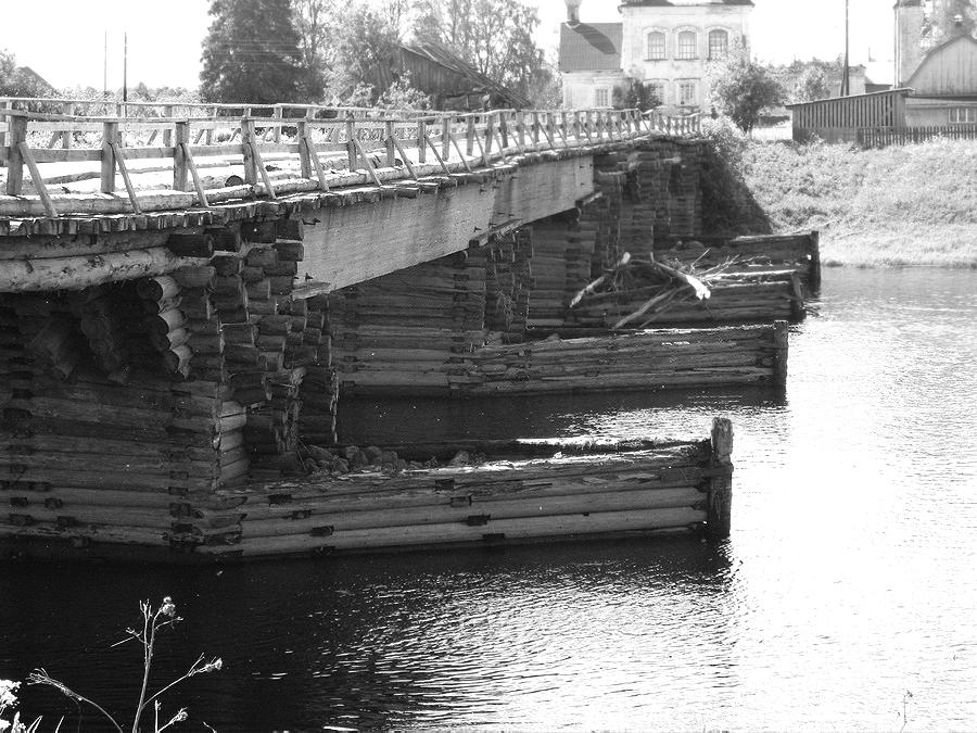 069. Мост через р.Кена