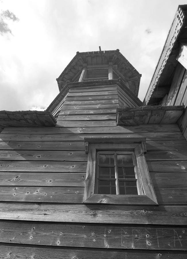 086.  Никольская часовня. Фрагмент
