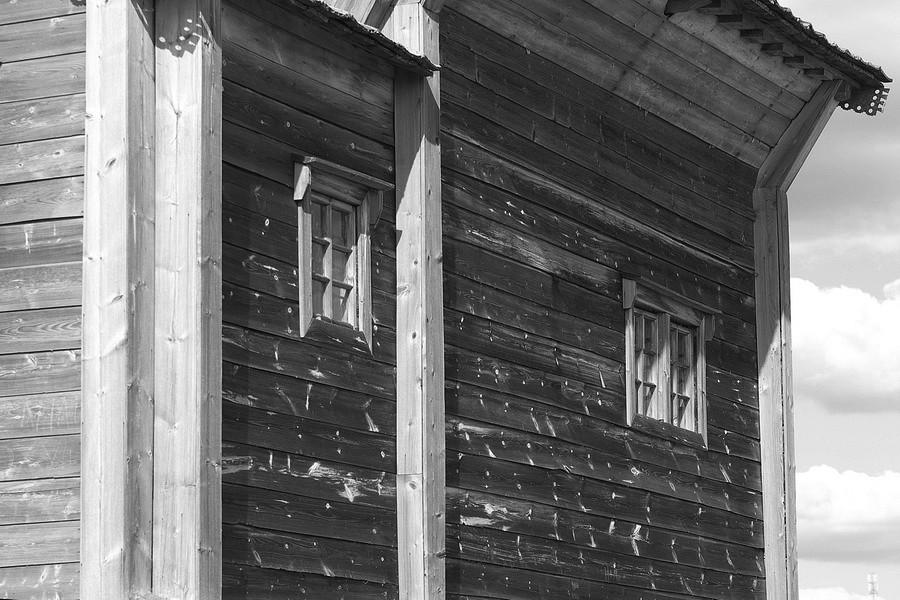 087. Никольская часовня. Фрагмент