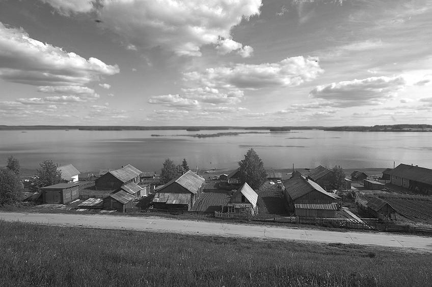 089. Вид на Кенозеро