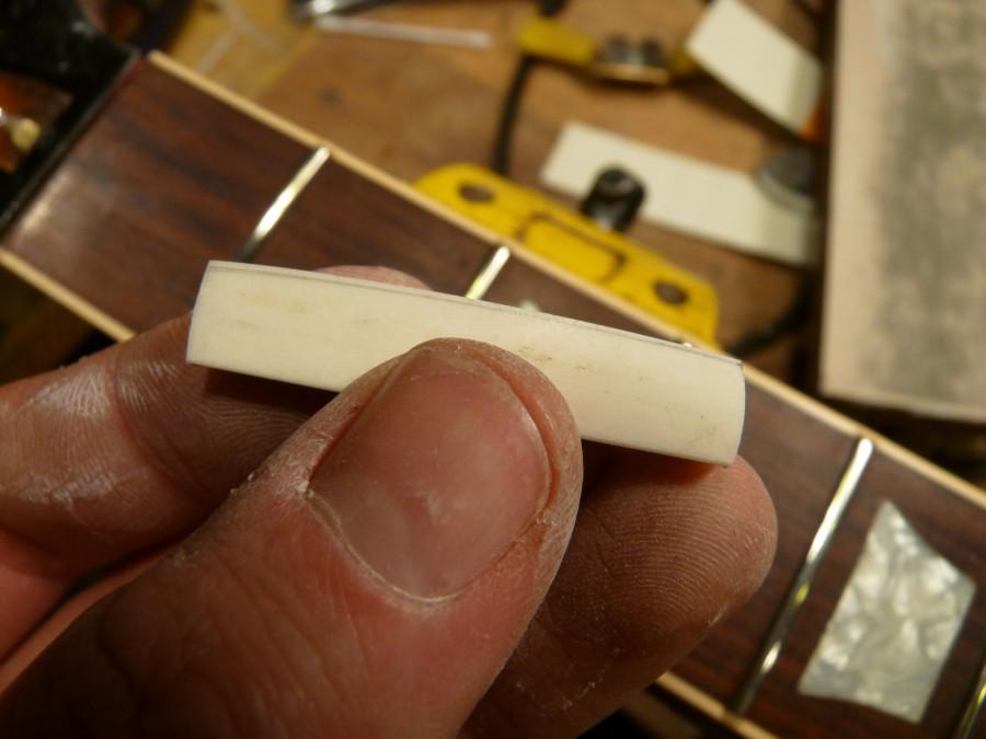 Порожки для гитары своими руками 867