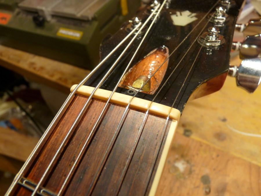 Порожки для гитары своими руками 916