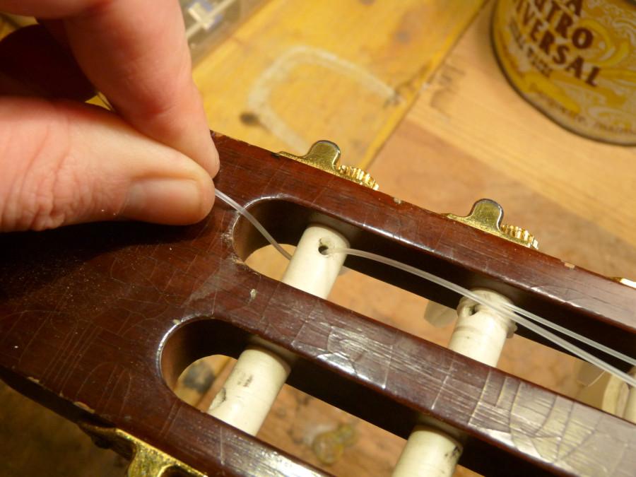 Порожки для гитары своими руками 953