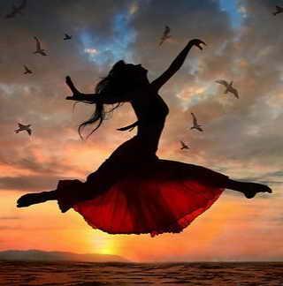 flying-dance-woman